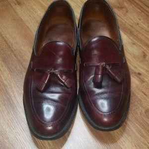 Classic Allen Edmonds Slip-On Dress Loafers.